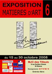 Expo irdd octobre 08