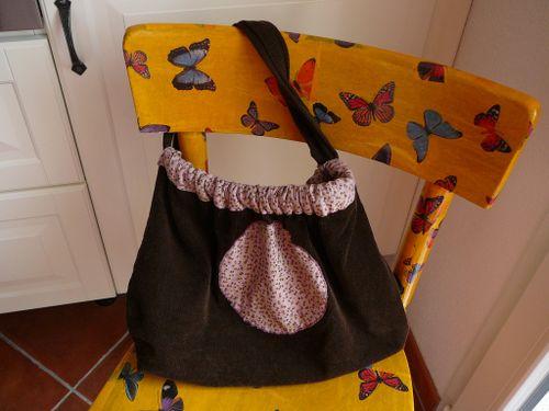 Louisette sac automne