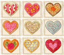 ValentineStamps the toymaker