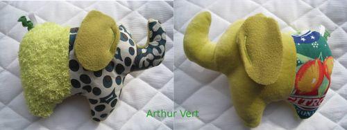 Arthur vert