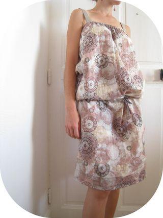 Robe tube 2009