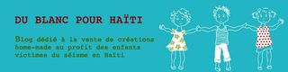 Blanc pour haïti