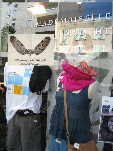 Mademoiselle mouche