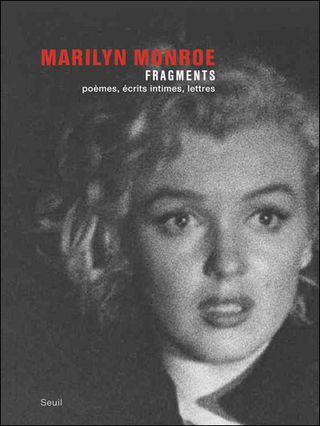 Fragments-livre-marilyn-monroe