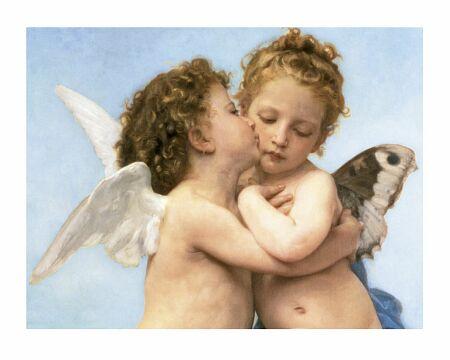 Le baiser des anges