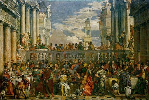 Veronese,_Les noces de cana (1563)