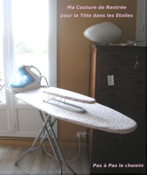Jeannette table repasser