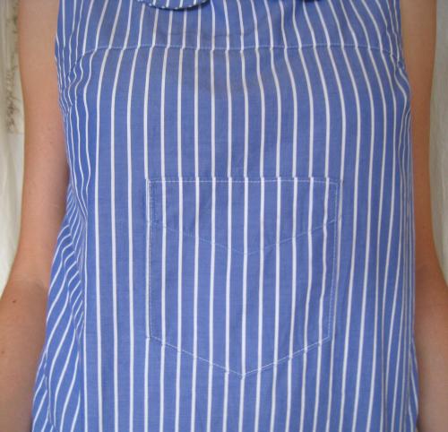 Datura chemise poche