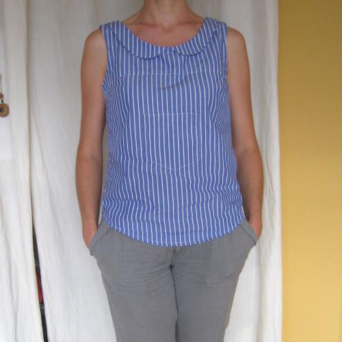 Datura chemise devant
